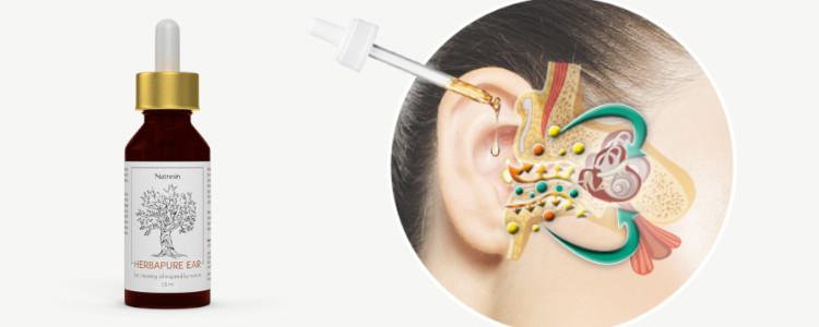 Efecte de aplicareNutresin.Îmbunătățirea auzului după prima utilizare.