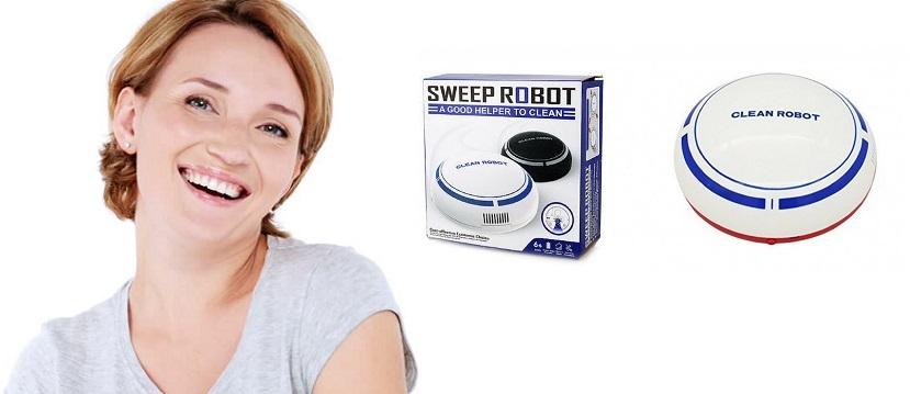 Cât costă Sweeprobot? Cum să comandați de pe site-ul producătorului?