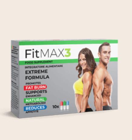 Ce este FitMAX3 ? Compoziția produsului?