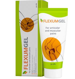 Cum funcționează Flexumgel? Compoziția produsului.