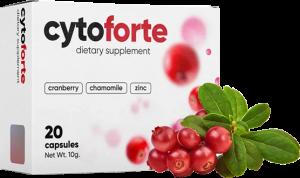 Ce este Cytoforte? Compoziția produsului?