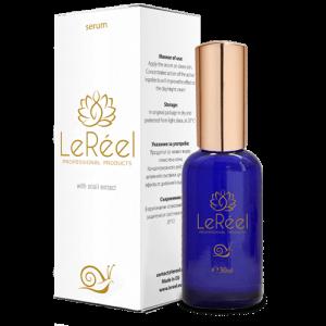 LeReel Serum- Funcționează în orice situație.