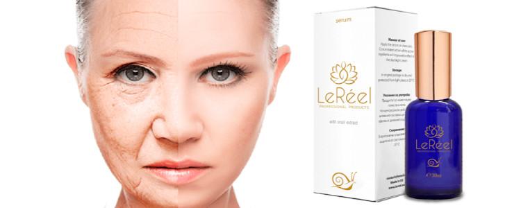 Efecte după aplicare LeReel Serum vizibile după prima utilizare.