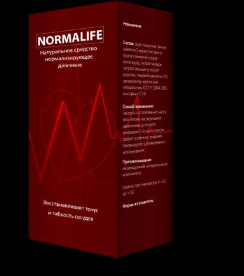 Efectele utilizării Normalife suplimentului.