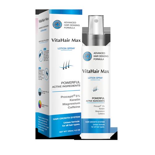 Cum functioneaza VitaHair Max? Ingrediente.