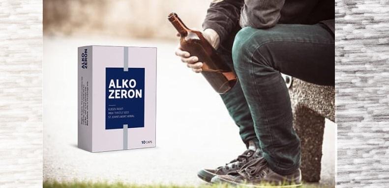 Când puteți vedea efectele Alkozeron?