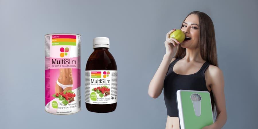 Efectele aplicării Multi Slim vor fi vizibile după o lună.