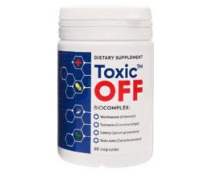 Ce-i asta Toxic Off? Acțiune și efecte secundare.