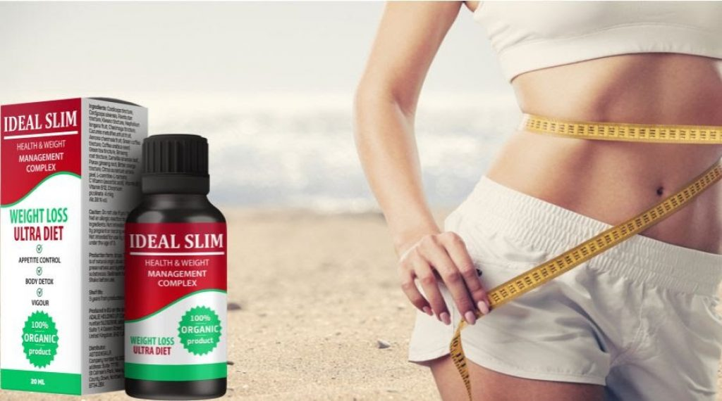 Comanda astăzi Ideal Slim, ușor și rapid pe site.