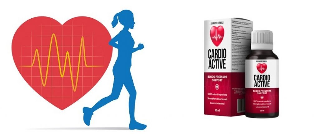 Efectele aplicării Cardio Active vor fi vizibile după o lună.