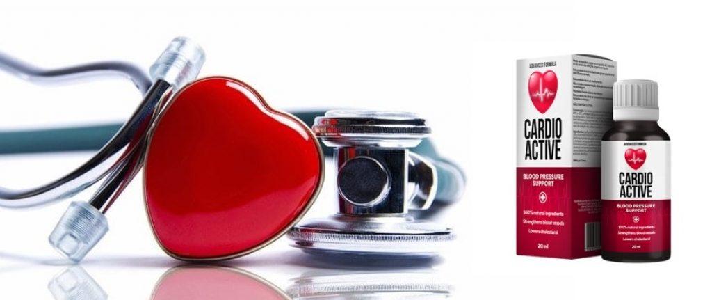 Toți consumatorii recomandă Cardio Active.
