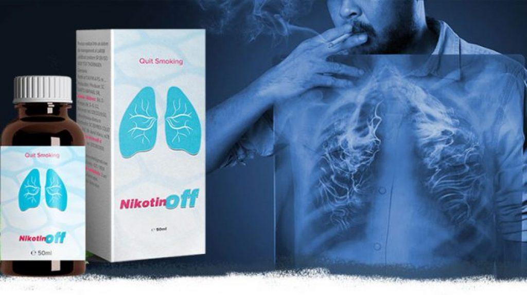 Cât costă Nikotinoff pareri? Cum să comandați de pe site-ul producătorului?