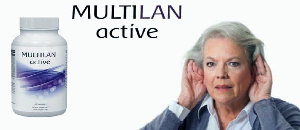 Multilan Active are numai ingrediente naturale.