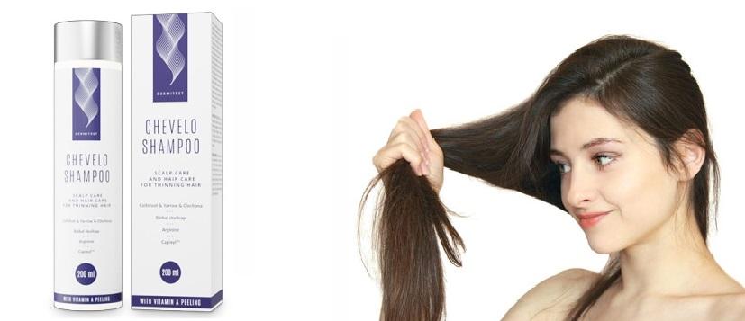 Comanda astăzi Chevelo Shampoo, ușor și rapid pe site.