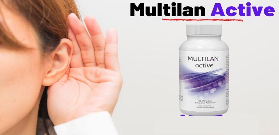 Multilan Active - preț, aplicație, efecte, recenzii, compoziție