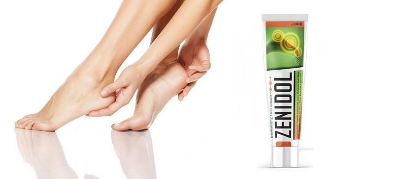 Zenidol are numai ingrediente naturale.