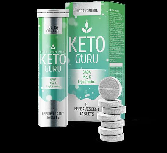 Slăbire fără efectul yo-yo numai cu Keto Guru.