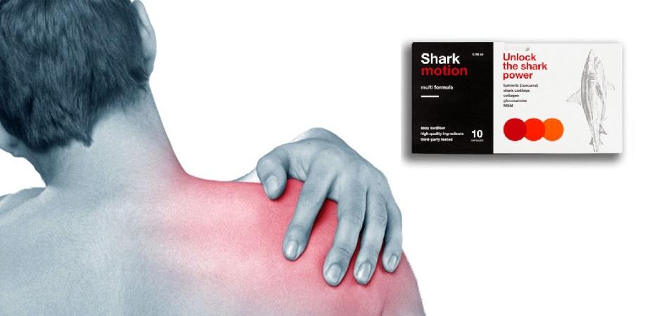 Shark Motion - preț, aplicație, efecte, recenzii, compoziție. Puteți cumpăra la farmacie?