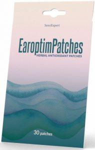 Ce-i asta Earoptim Patches? Acțiune și efecte secundare.