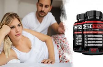 Long Strong – funcționează imediat și pe termen lung și cuprinzător, îmbunătățind viața sexuală!