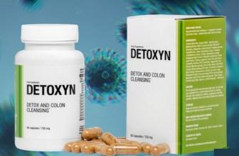 Detoxyn – preț, aplicație, efecte, recenzii, compoziție