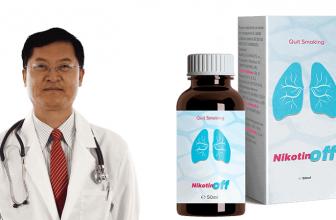 Nikotinoff – preț, compoziție, efect, recenzii, unde să cumpărați? În farmacie sau pe site-ul producătorului?