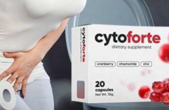 Cytoforte – prețuri, de unde să cumpărați, efecte, acțiuni, opinii