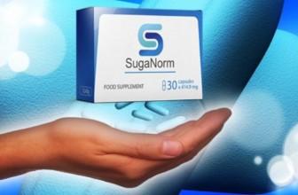 Suganorm – de unde să cumpărați, preț, recenzii, aplicație, efecte